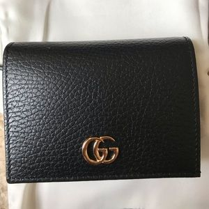 Gucci Black Wallet